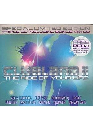 Various Artists - CLUBLAND 2 3CD