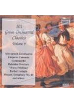 Various Artists - 101 GREAT ORCHESTRAL CLASSICS 9