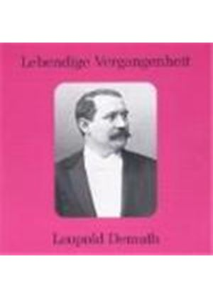 Leopold Demuth - G & T and Gramophone Recordings 1903-9