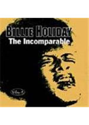 Billie Holiday - Incomparable Vol.2, The