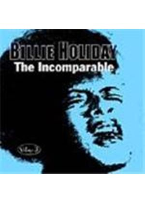 Billie Holiday - Incomparable Vol.3, The