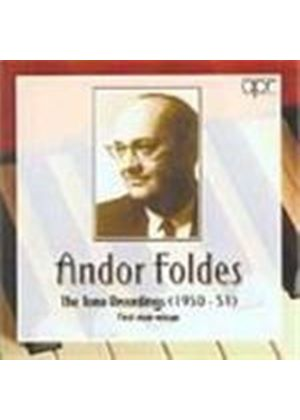 Beethoven/Brahms/Chopin: Foldes: The Tono Recordings, 1950-51
