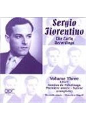 Liszt: Piano Works: Sergio Fiorentino - Early Recordings, Vol. 3