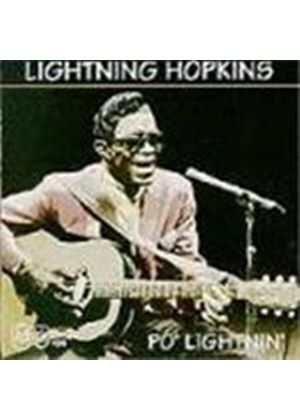 Lightnin' Hopkins - Po' Lightnin'
