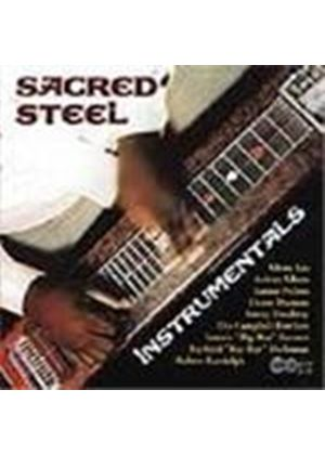 Various Artists - Sacred Steel Instrumentals