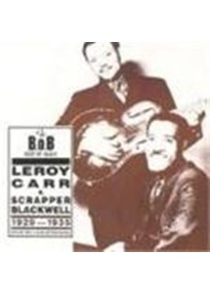 Leroy Carr & Scrapper Blackwell - Leroy Carr And Scrapper Blackwell