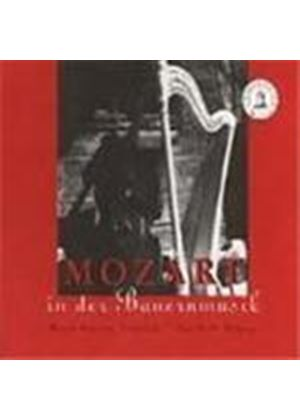 Mozart - Music for Harp & Double Bass