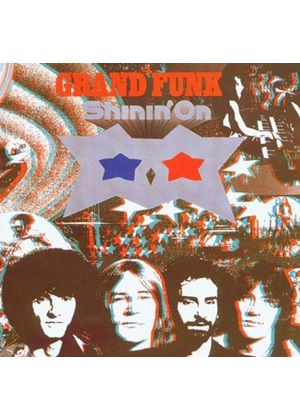 Grand Funk Railroad - Shinin' On [Remastered]