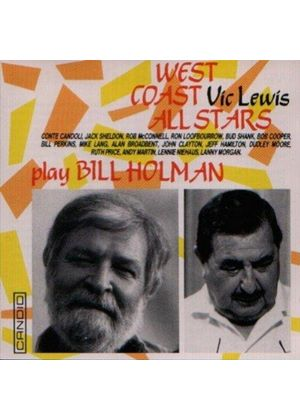Vic Lewis West Coast All Stars - Play Bill Holman