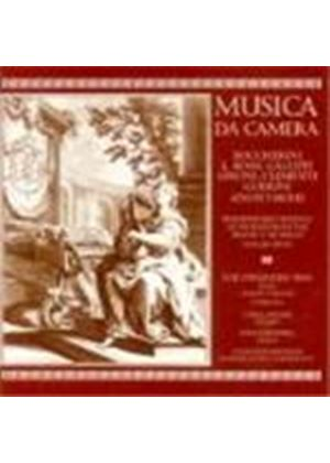 Musica da Camera - 17th & 18th Century Italian Chamber Music from the Frank V. de Bellis Collection