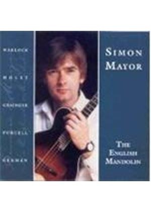 Simon Mayor: The English Mandolin