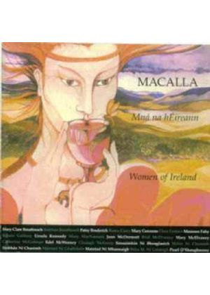 MACALLA - Women Of Ireland