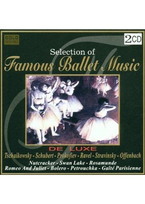Various Artists - FAMOUS BALLET MUSIC  2CD