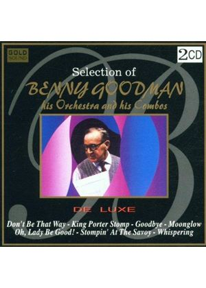 Benny Goodman - HIS ORCHESTRA AND HIS COMBOS  2CD