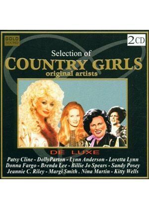 Various Artists - Country Girls (The Gold Sound Collection)