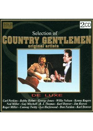 Various Artists - COUNTRY GENTLEMEN SELECTION 2  2CD