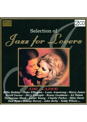 Various Artists - Jazz For Lovers (The Gold Sound Collection)
