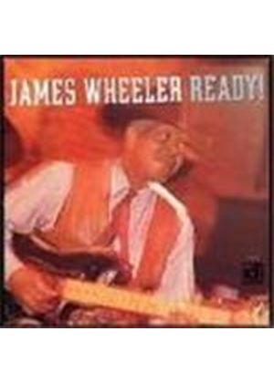 James Wheeler - Ready (Remixes)
