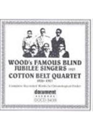 Cotton Belt Quartet - Cotton Belt Quartet 1925-1927