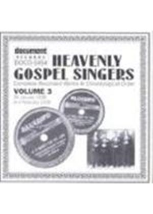 Heavenly Gospel Singers - Heavenly Gospel Singers Vol.3 1938-1939
