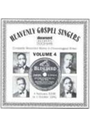 Heavenly Gospel Singers - Heavenly Gospel Singers Vol.4 1939-1941