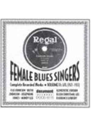 Various Artists - Female Blues Singers Vol.11 1921-1931
