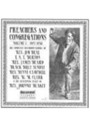 Various Artists - Preachers And Congregations Vol.1 1927-1938