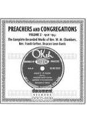Various Artists - Preachers And Congregations Vol.2 1926-1941