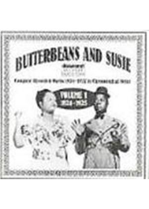 Butterbeans & Susie - Butterbeans & Susie Vol.1 (1924-1925)