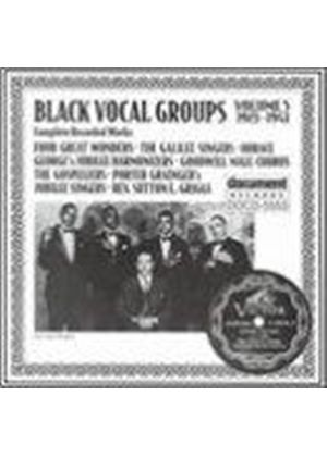 Various Artists - Black Vocal Groups Vol.5 1923-1941