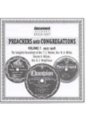 Various Artists - Preachers And Congregations Vol.7 1925-1928