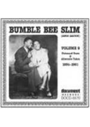 Bumble Bee Slim - Unissued Test Pressings And Alternate Takes 1934-1937