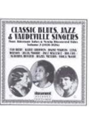 Various Artists - Classic Blues Jazz And Vaudeville Singers Vol.2