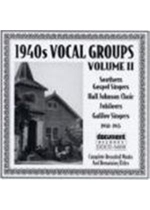 Various Artists - 1940's Vocal Groups Vol.2 (1940-1945)