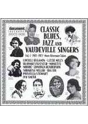 Various Artists - Classic Blues Jazz And Vaudeville Singers Vol.3 1922-1927