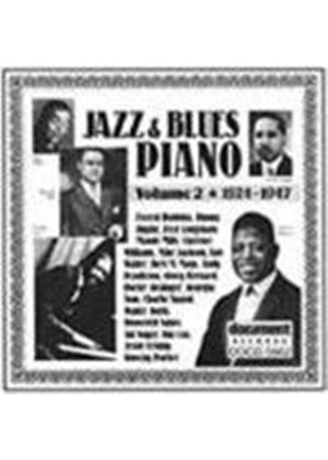 Various Artists - Jazz And Blues Piano Vol.2 1924-1947