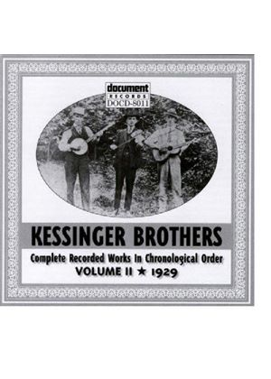 Kessinger Brothers - Kessinger Brothers Vol.2 1929