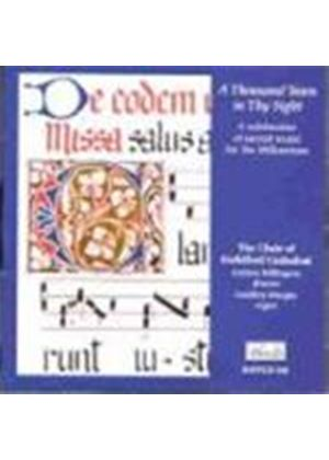 Guildford Cathedral Choir - Thousand Years In Thy Sight, A