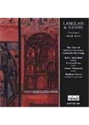 Langlais; Vierne: Vocal and Choral Music