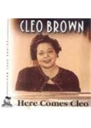 Cleo Brown - Here Comes Cleo