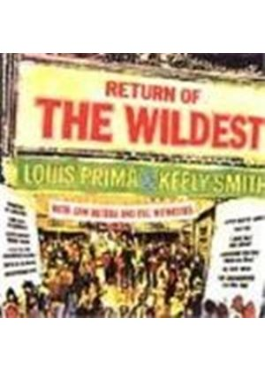 Louis Prima & Keely Smith - Return Of The Wild West
