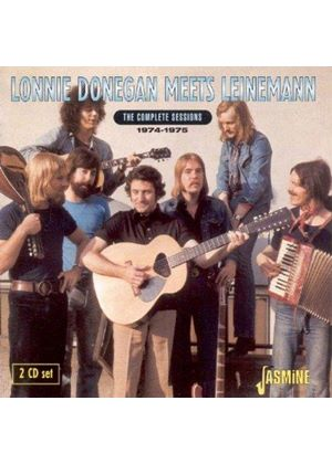 Lonnie Donegan & Leinemann - Lonnie Donegan Meets Leinemann/Country Roads