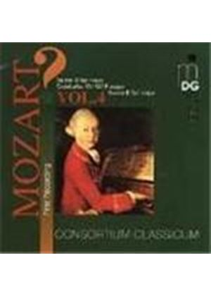 Unknown Mozart, Vol. 4