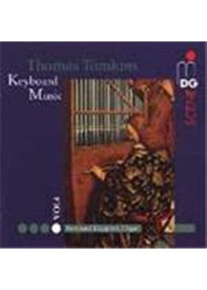 Tomkins: Complete Keyboard Works, Volume 4