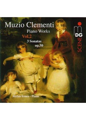 CLEMENTI - PIANO WORKS 2             (IRMER)