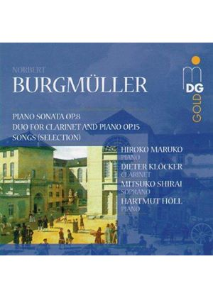 Burgmüller: Chamber Works & Songs
