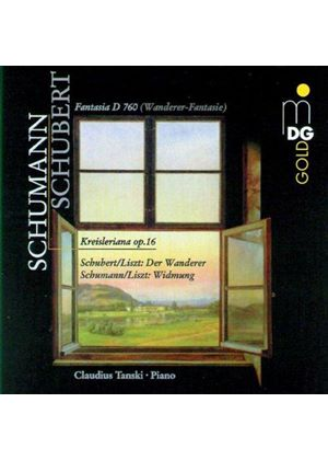 Schubert & Schumann: Piano Works