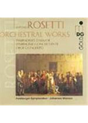 Rosetti: Orchestral Works
