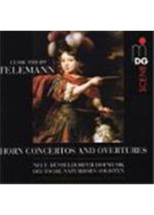 Telemann: Overtures and Horn Concertos