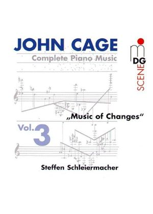 Steffen Schleiermacher - Complete Piano Music Vol.3 (Music For Changes)